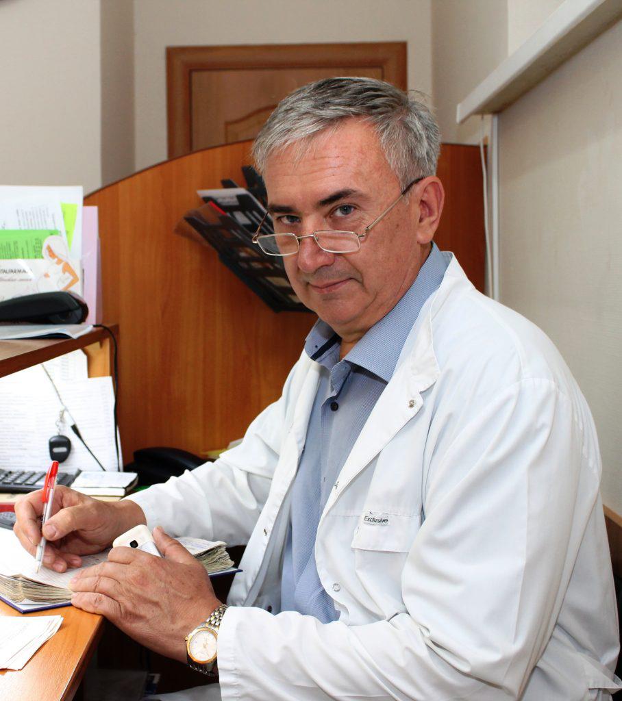 Бутенко Сергей Федорович