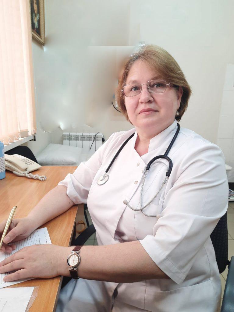 Люкина Ольга Ивановна