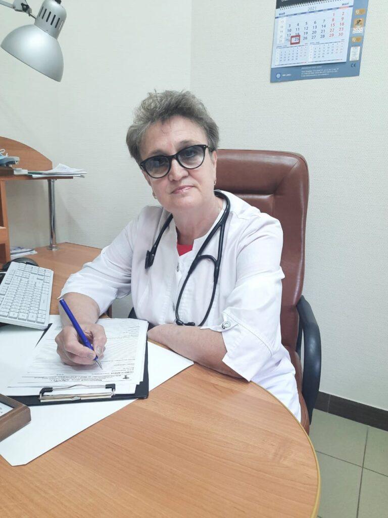 Волкова Лилия Викторовна